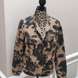 J.Crew women's military jacket
